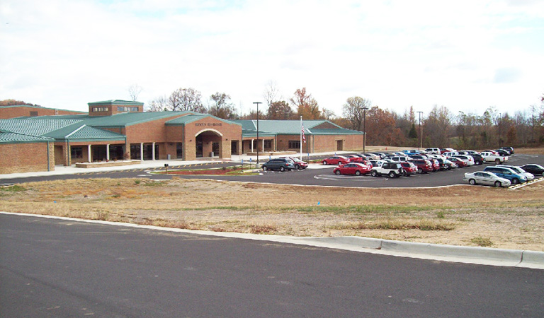 NEW BROOKS ELEMENTARY